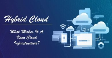 What Makes It A Keen Cloud Infrastructure
