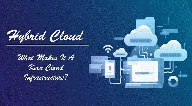 Hybrid Cloud: What Makes It A Keen Cloud Infrastructure? Read On!