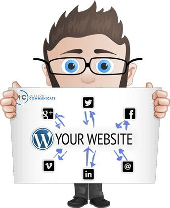 Connect Social Media on Your WordPress Site