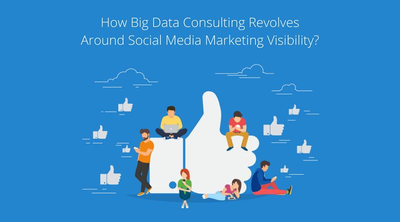 How Big Data Consulting Revolves Around Social Media Marketing Visibility?
