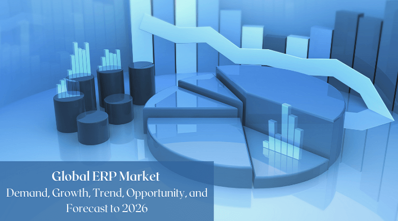 Global ERP Market: Demand, Growth, Trend, Opportunity, and Forecast to 2026